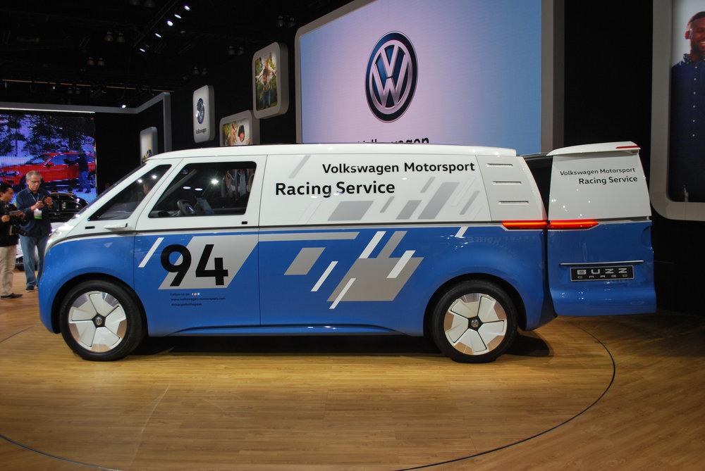 VW Van concept