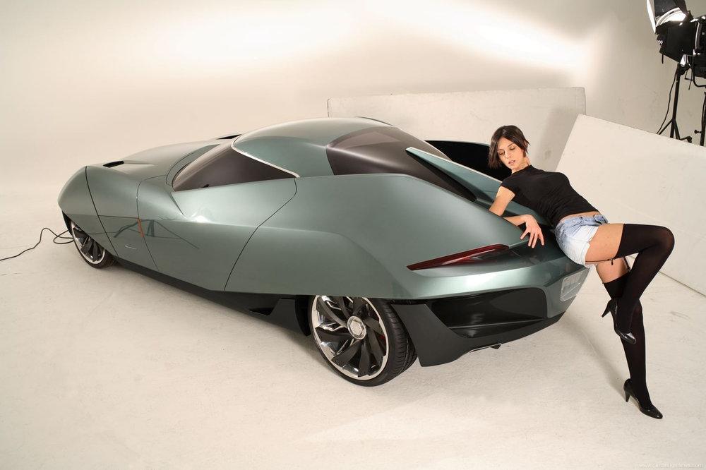 Alfa Romeo B.A.T. cars