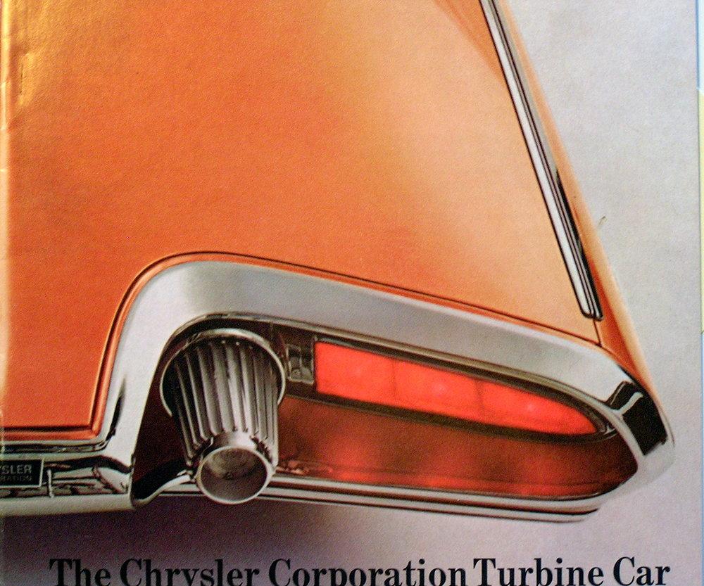 Chrylser Turbine Brochure 1