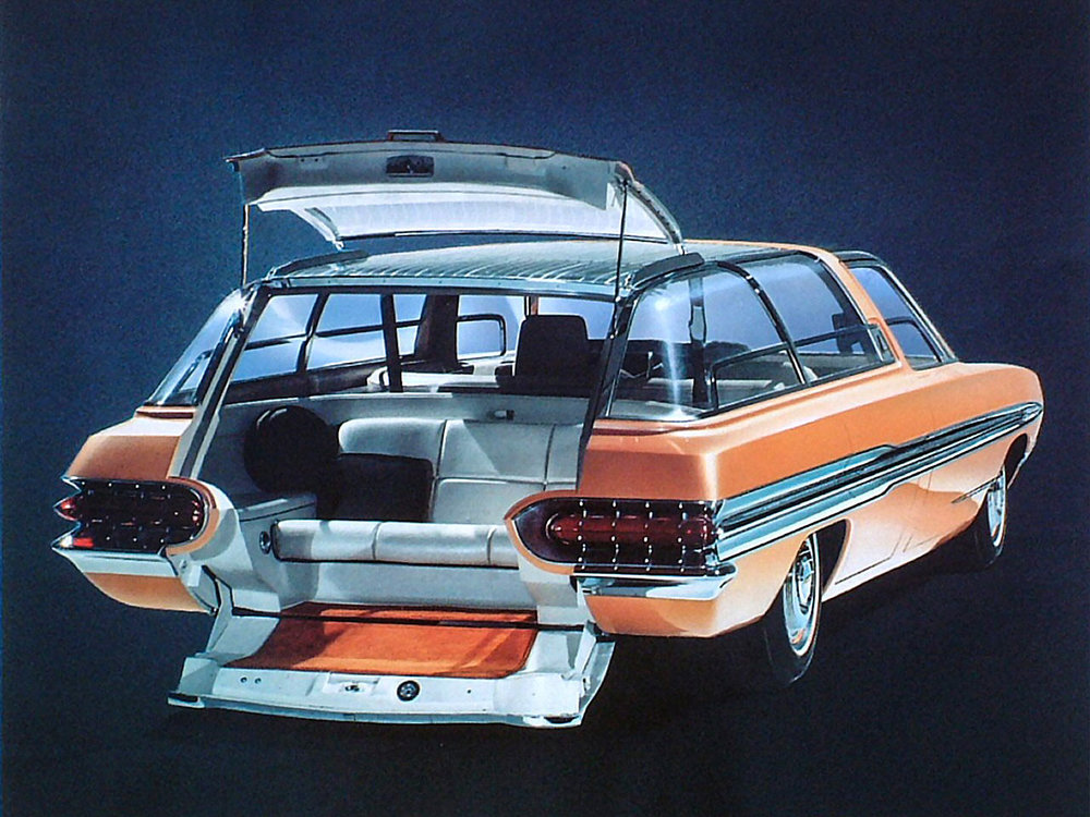 Ford Aurora Concept
