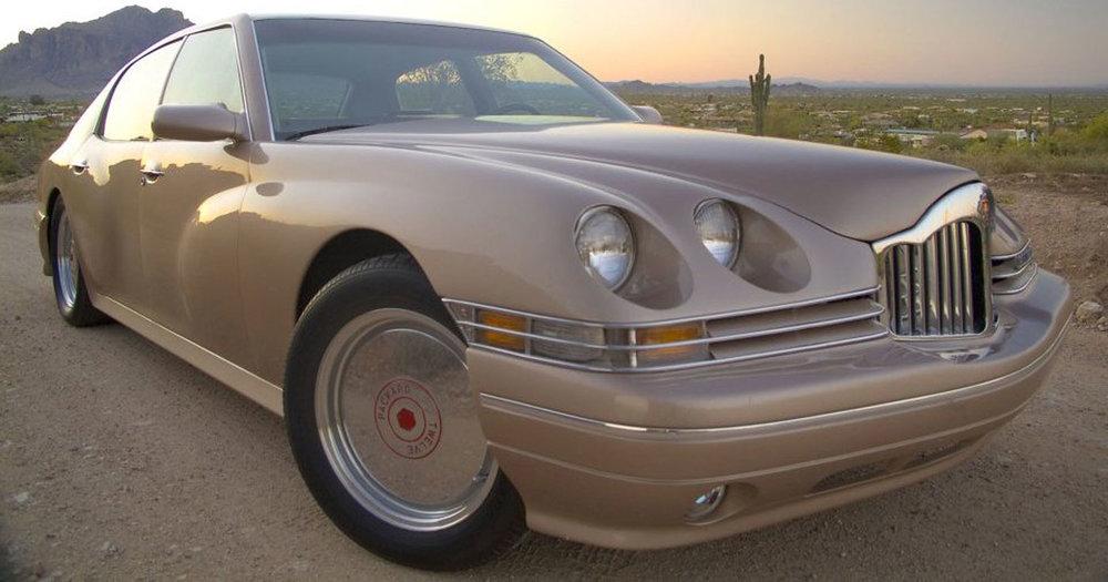 1981 Packard concept