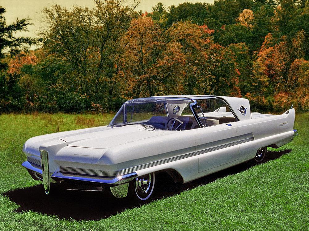 Packard Predictor concept
