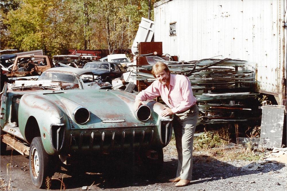 Dream Car collector Joe Bortz on the Curbside Car Show podcast
