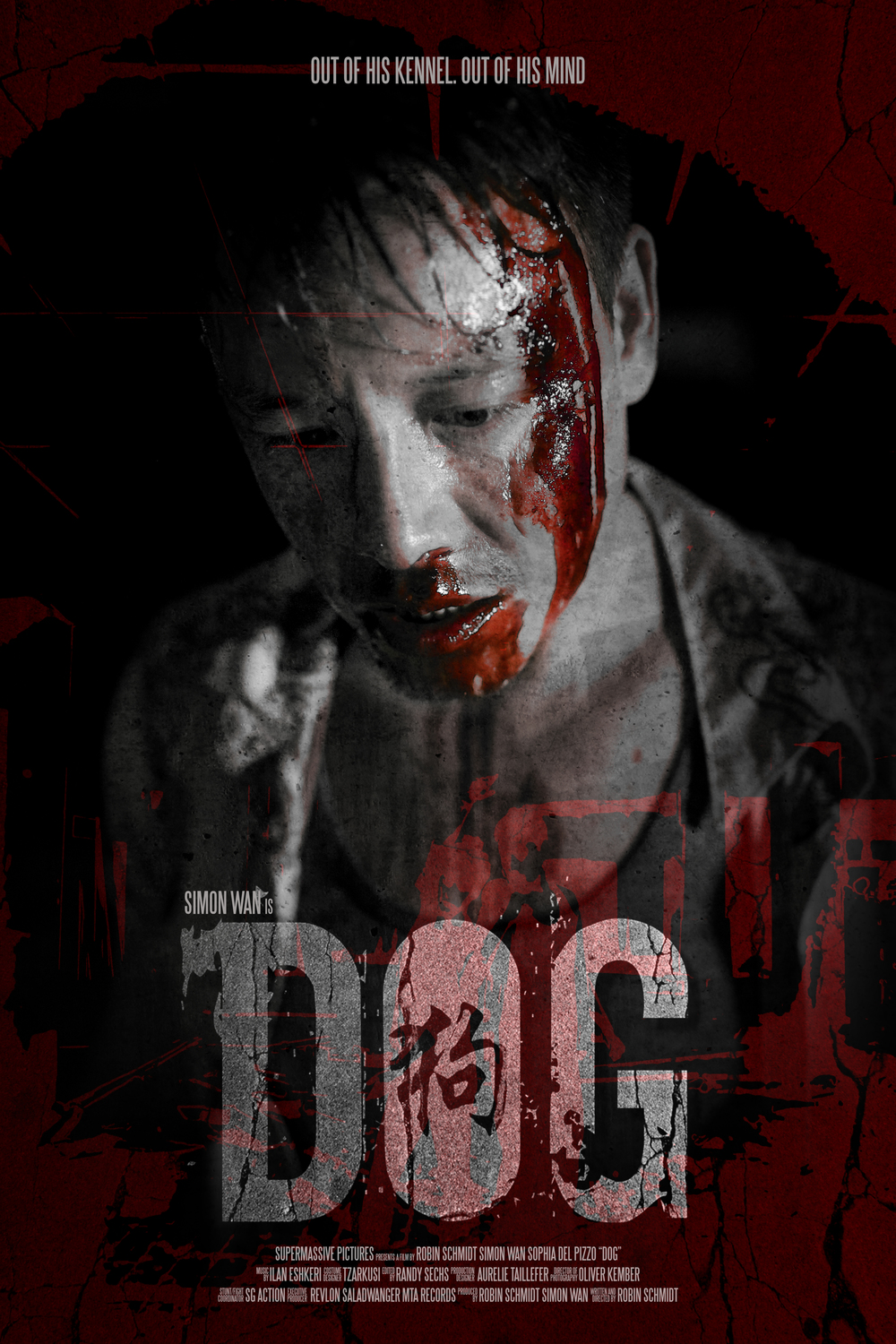 Dog  - 40 mins - Action/Crime, United Kingdom  Directed by Robin Schmidt  ARKANSAS PREMIERE  Synopsis:  DOG, the local triad 'enforcer' finds himself dying of boredom when he's ordered to keep a derelict building free from intruders but when a wily heroin addict tricks her way into staying he soon finds himself looking at violence in a very different way.    Facebook