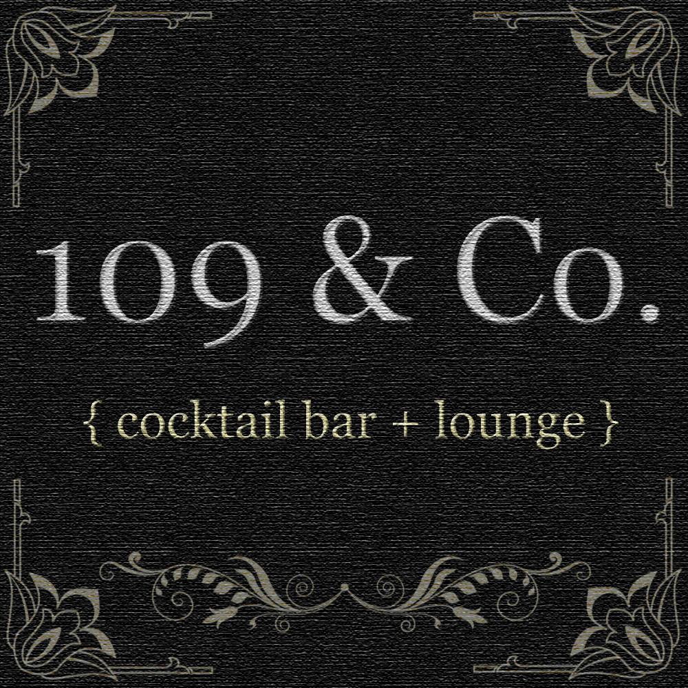 109 & Co., located at 109 Main Street in downtown Little Rock. Specializing on our signature craft cocktails, the classics, and amazing desserts.