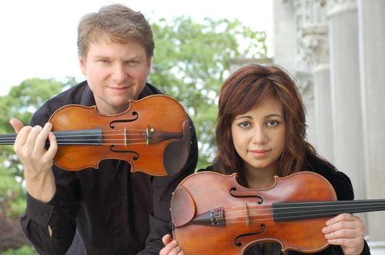 Anton Miller and Rita Porfiris