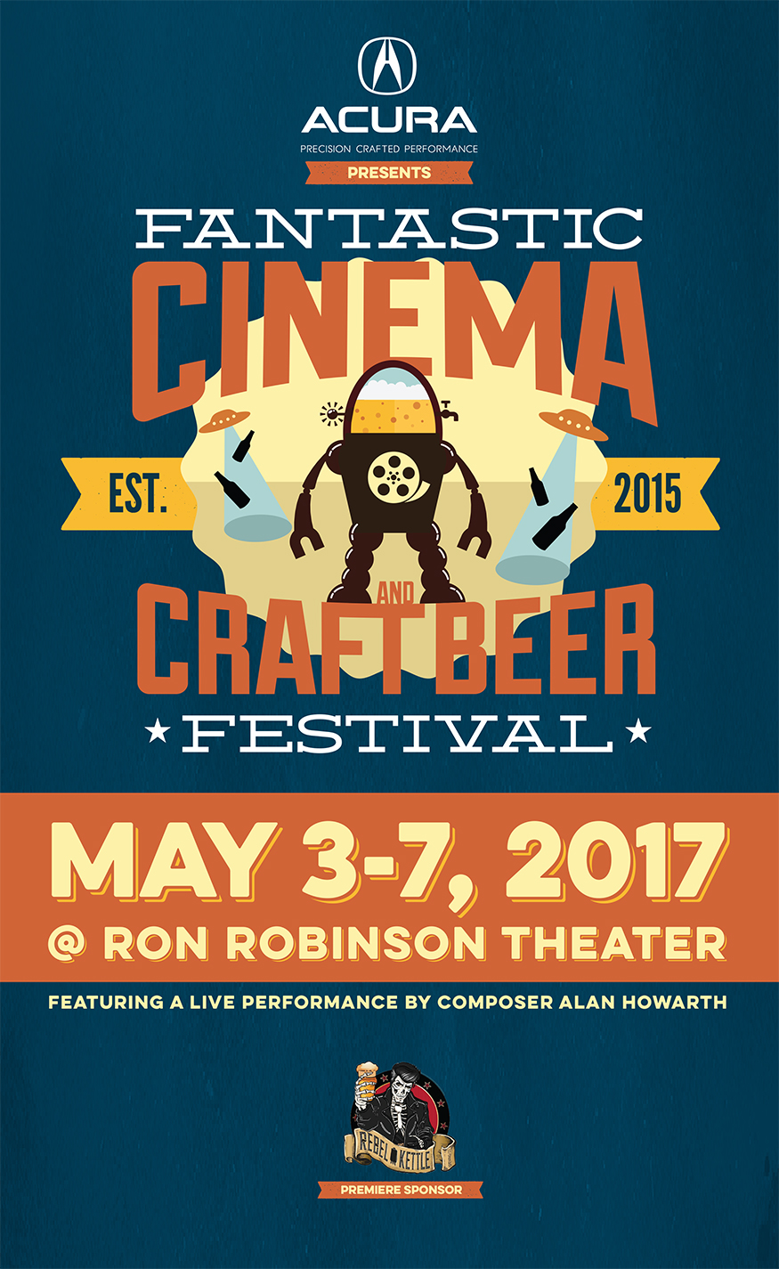 Fantastic Cinema & Craft Beer Festival 2017