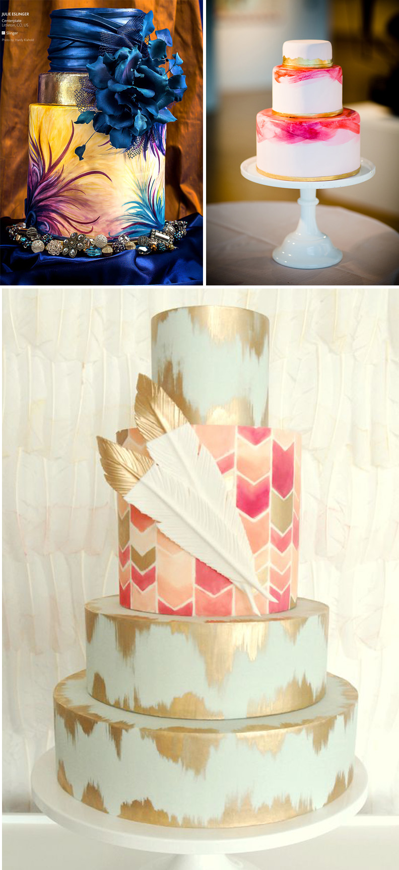 Image Credits: Jullie Eslinger, Whipped Bake Shop, The Cake Blog
