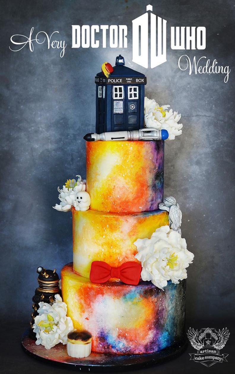 Image Credits: Artisan Cake Company