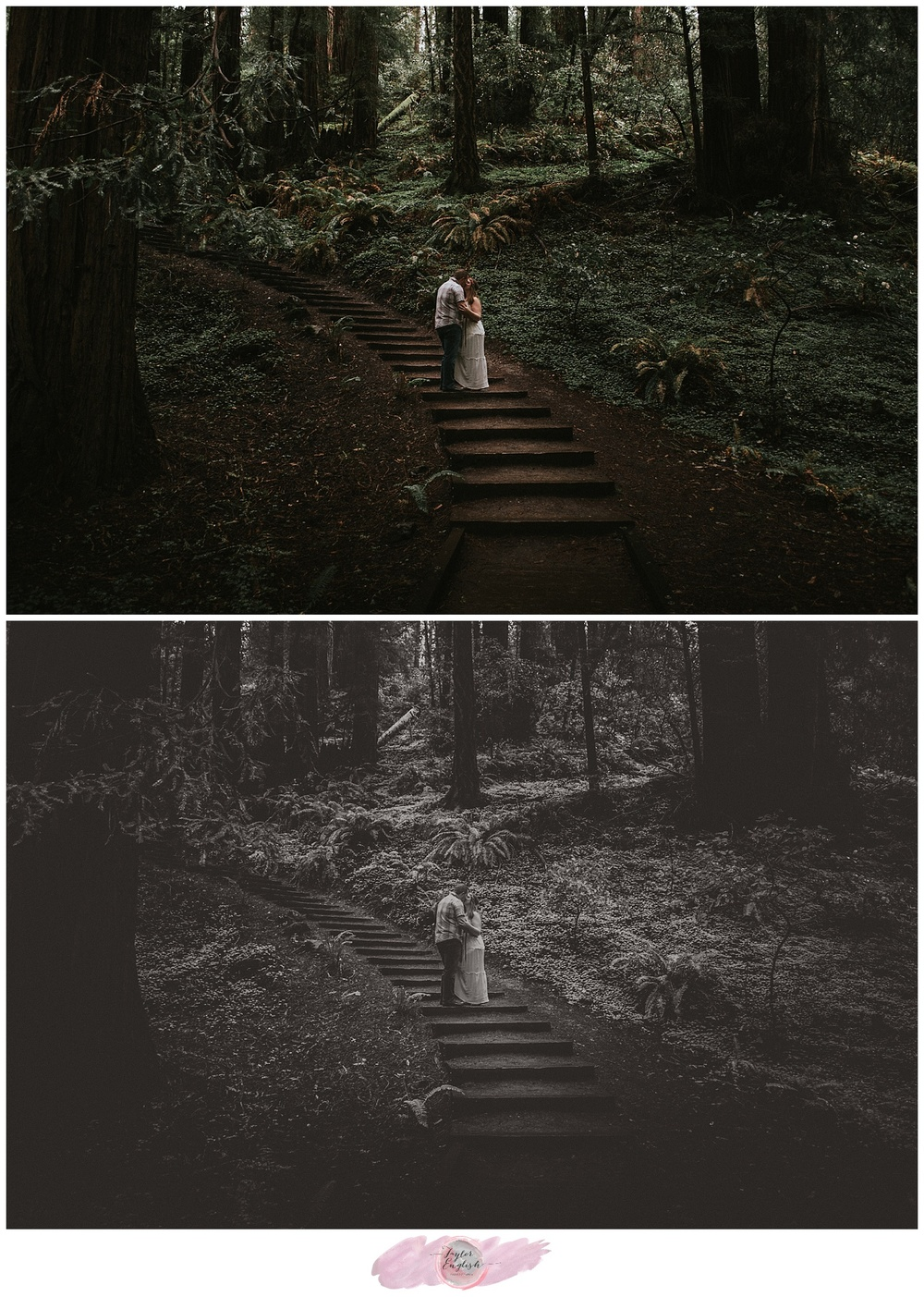 Could this be more reminiscent of a fairytale?!