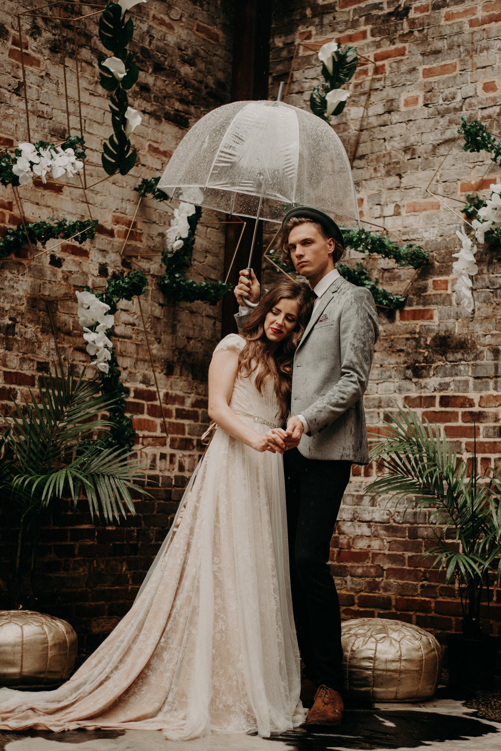 Bohemian Intimate Wedding Inspiration in Atlanta Georgia