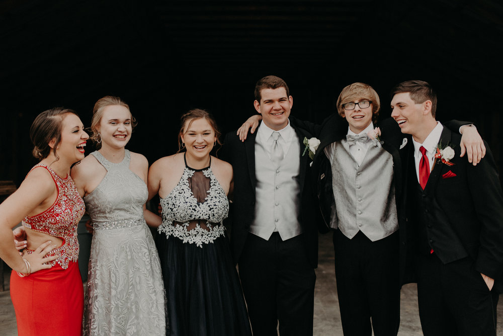 Central High School Prom 2017