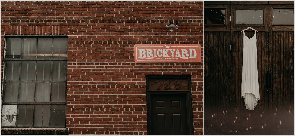 The Brickyard Marietta wedding venue in Atlanta, Georgia