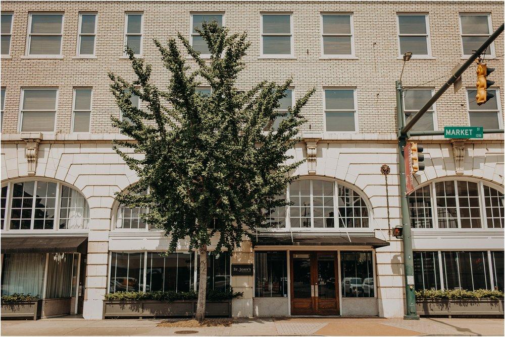 St. John's Restaurant in Chattanooga, Tennessee