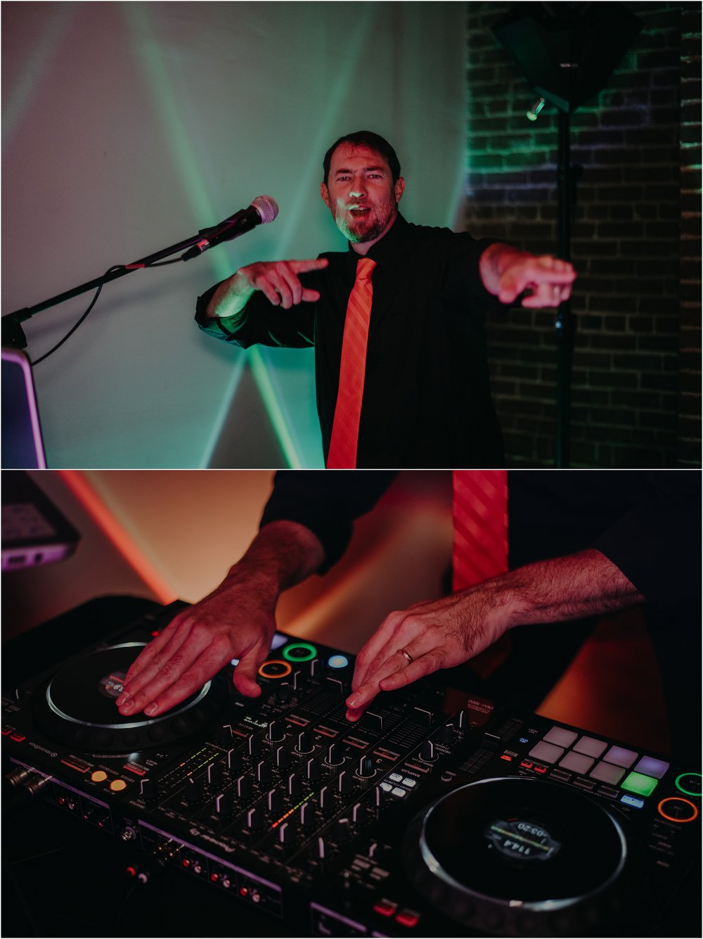 DJT3 Tanner Coats serving up sick beats!