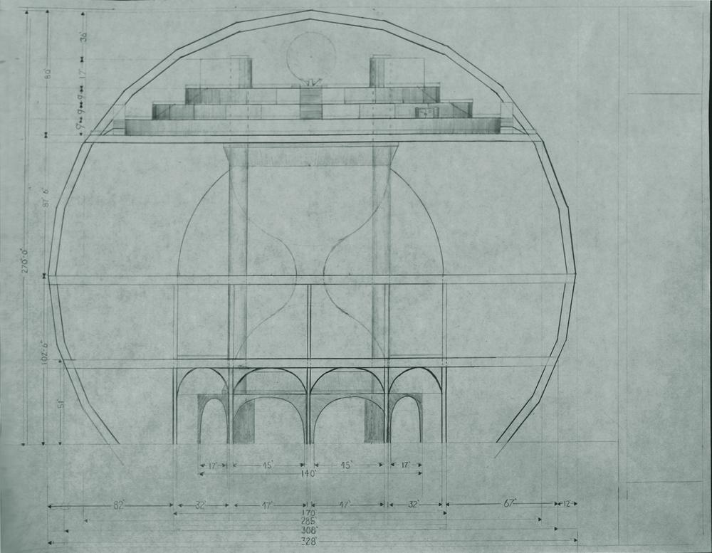 Blueprints of the Centerhub