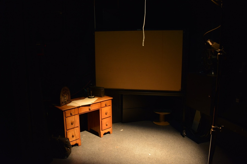 Alan Turing Scene