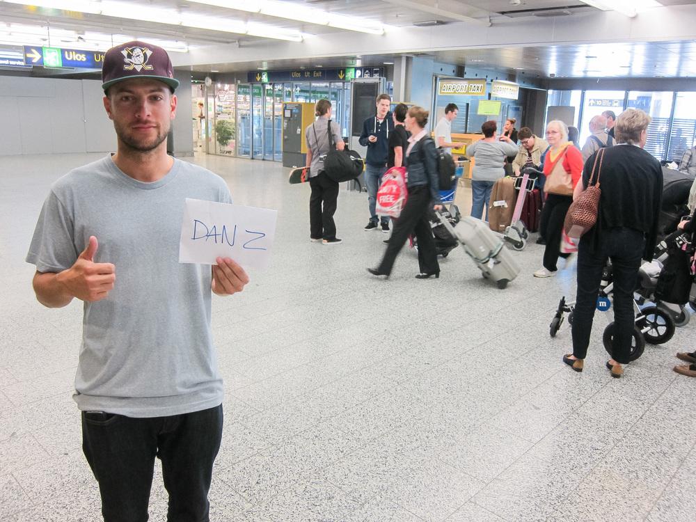 Helsinki Arrivals