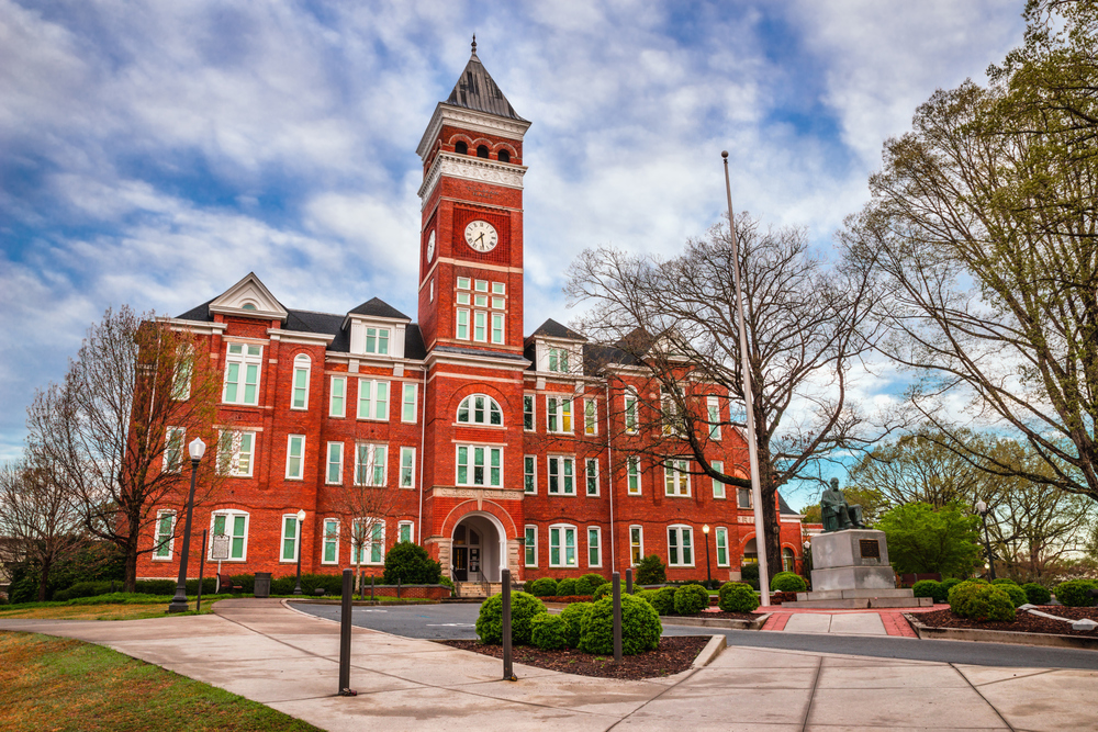 Clemson Online now offers a CyberCert Program for anyone who wishes to better understand cybersecurity trends, standards and frameworks, and how to quickly secure a business to the level that makes sense financially. Click HERE to find out more!