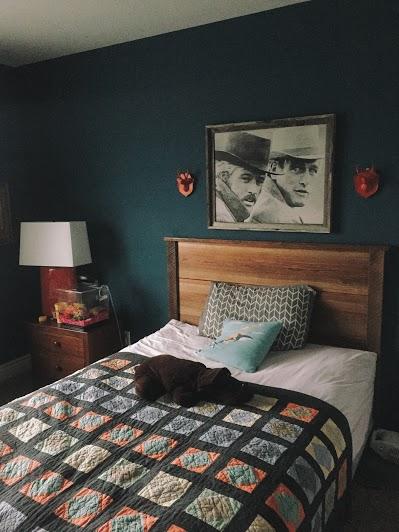 Creative Hoot Design Co + Moe's Room