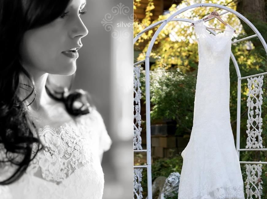 Traci's Fall Outdoor Wedding + Creative Hoot Design Co