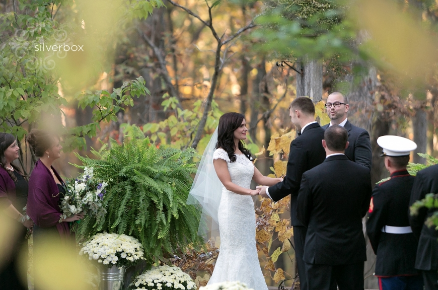 Creative Hoot Design Co + Traci's Fall Outdoor Wedding