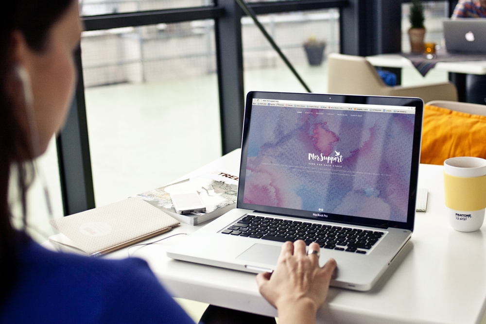 Branding and Identity Design for MorSupport