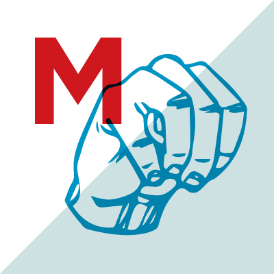 Maintaining consistency across social media platforms means you're delivering a consistent...   message voice personality and perspective across every social media account you operate for your business. M is for Multimedia.
