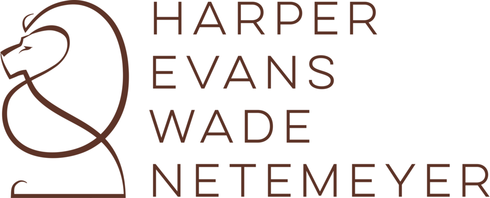 Harper Evans Wade & Netemeyer Full Color Logo