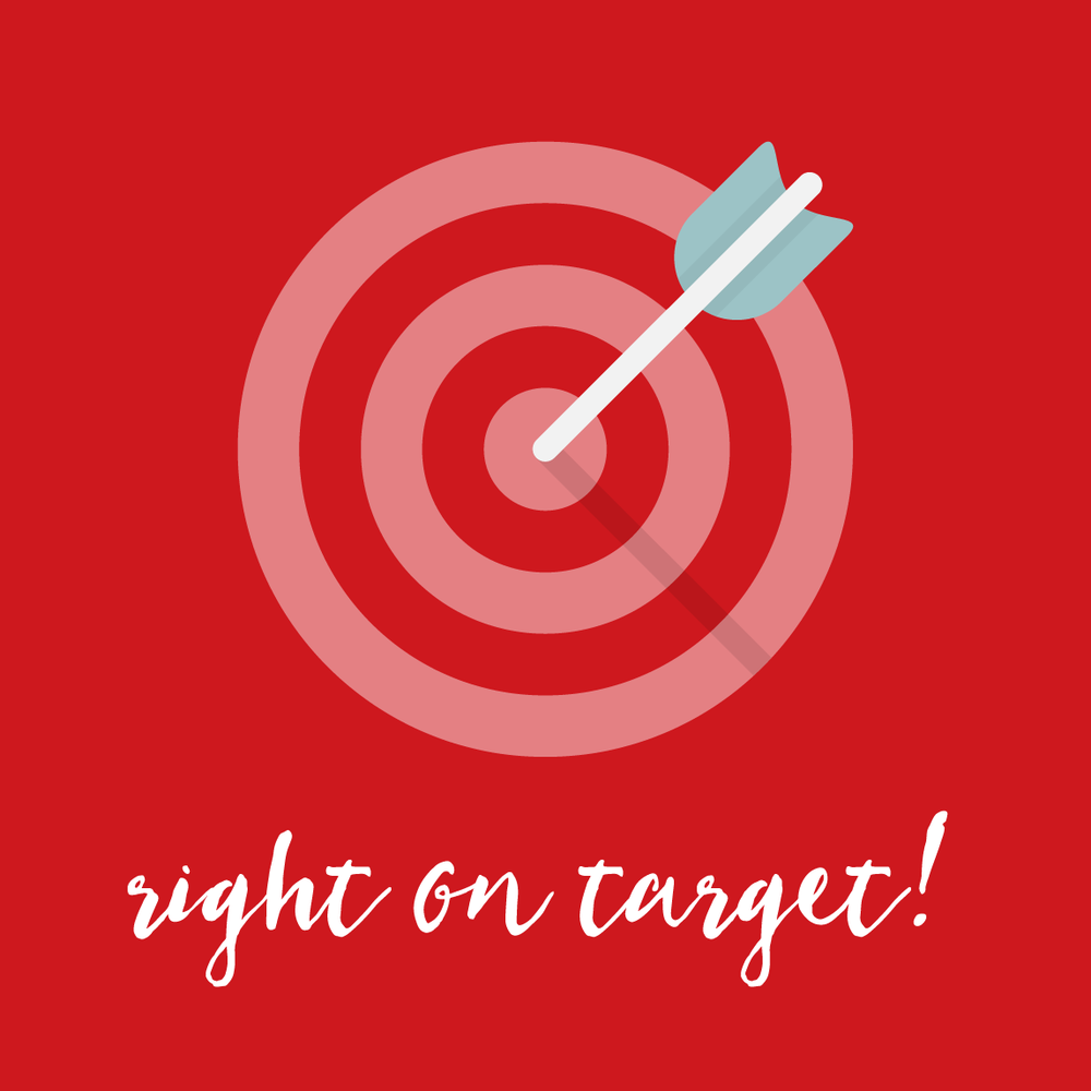 Narrowing down your audience actually increases revenue and decreases stress. You need to be ACTIVELY targeting those dream clients! Here's why you need to center your strategy around them. | Hoot Design Co.