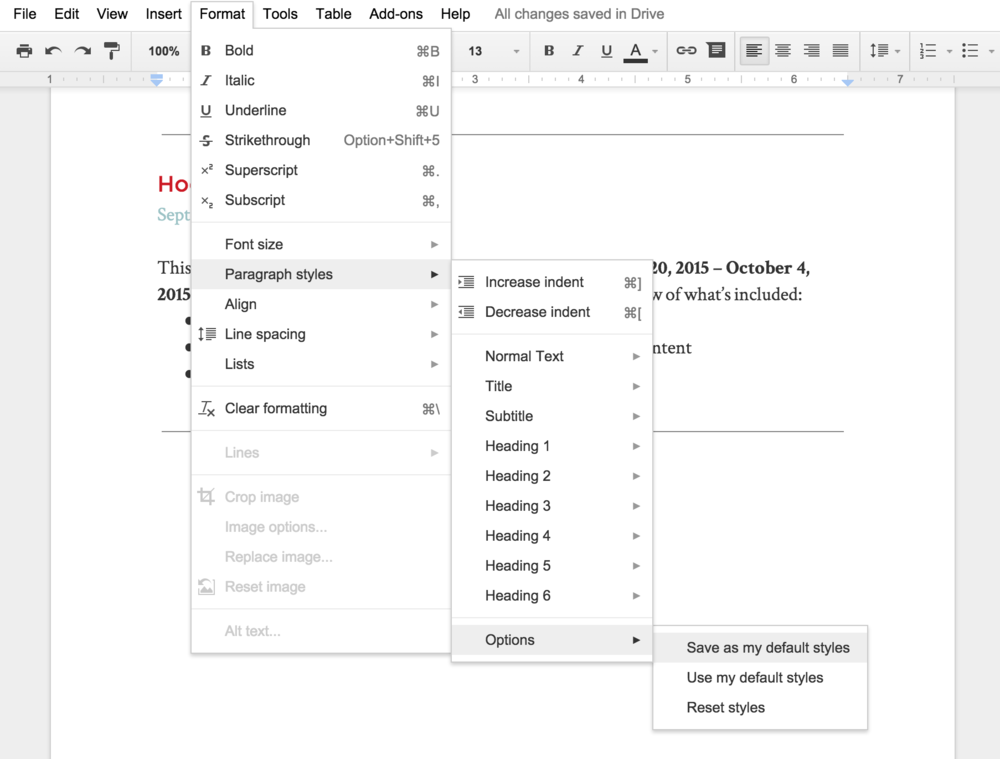 Even MORE reasons to love Google Docs! These 4 great tips will make you more productive while you work. | Hoot Design Co.
