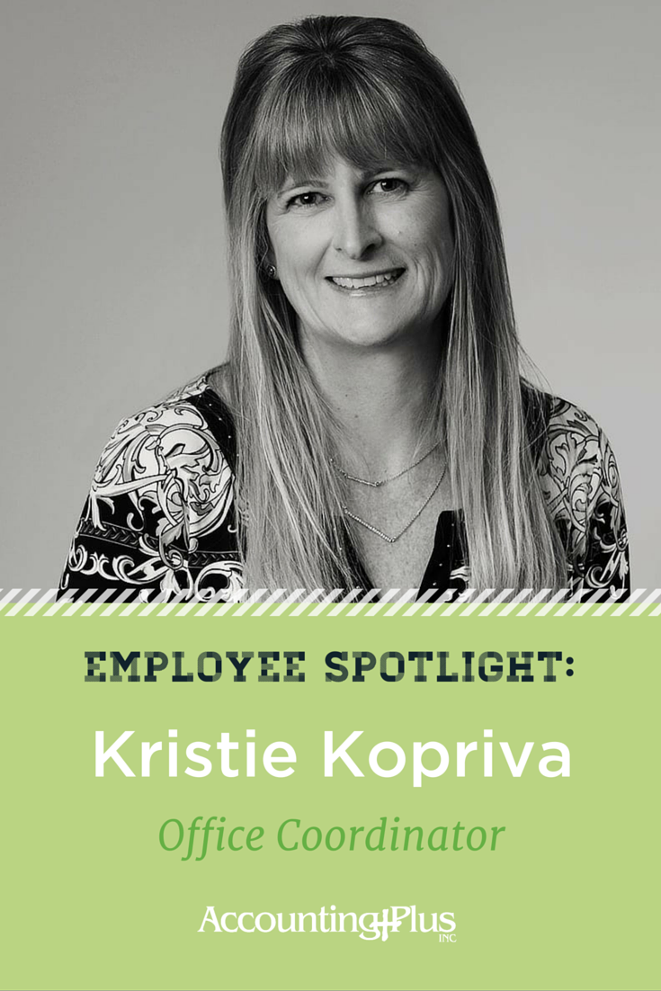 Content marketing for Accounting Plus, Inc. – Employee Spotlight series
