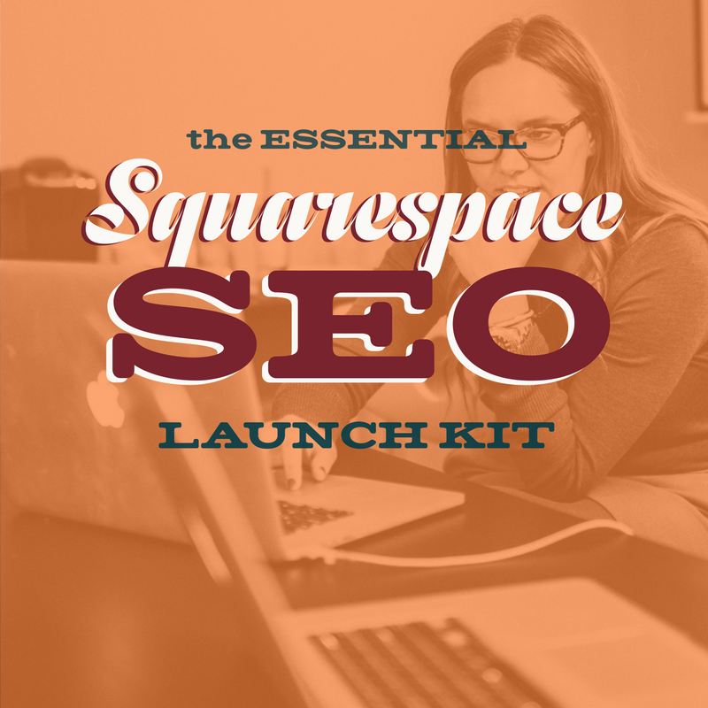The Essential Squarespace SEO Mastery Kit