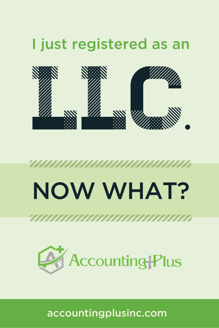 Content marketing for Accounting Plus – I've registered as an LLC. Now what?