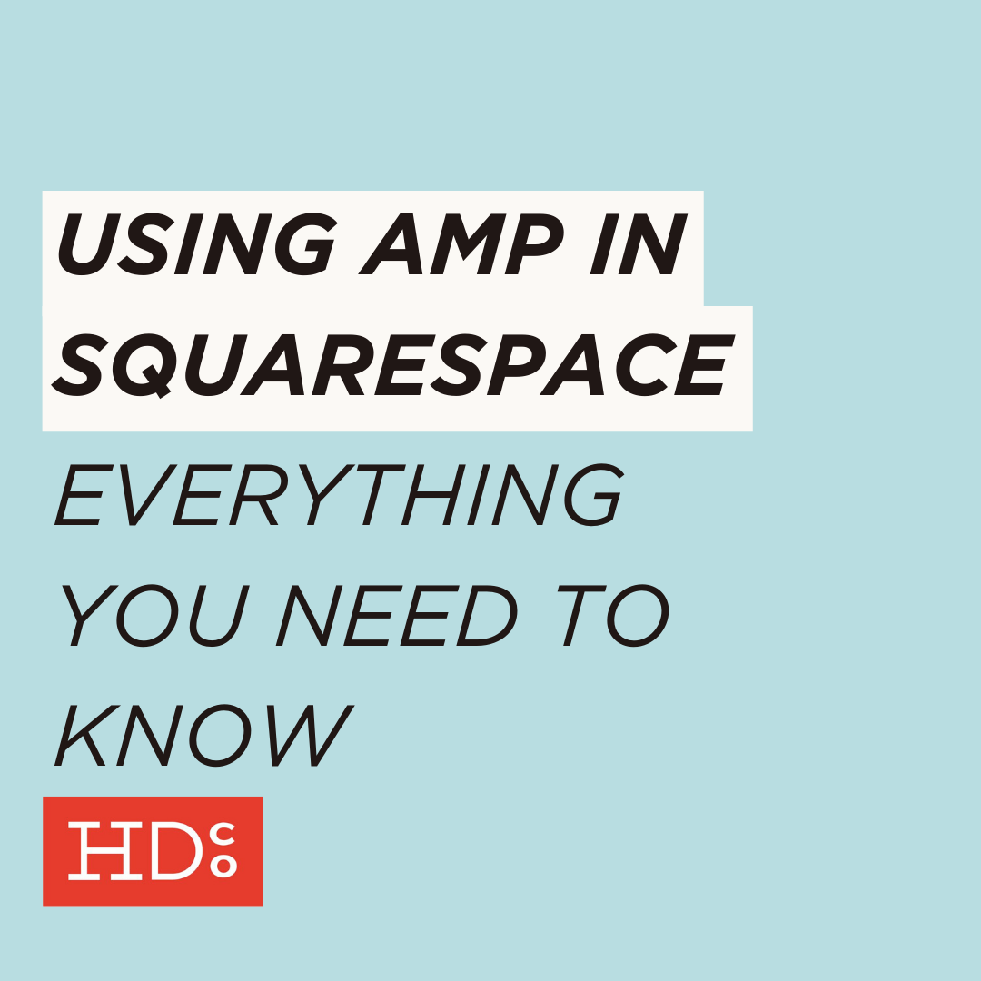 how to build website in squarespace