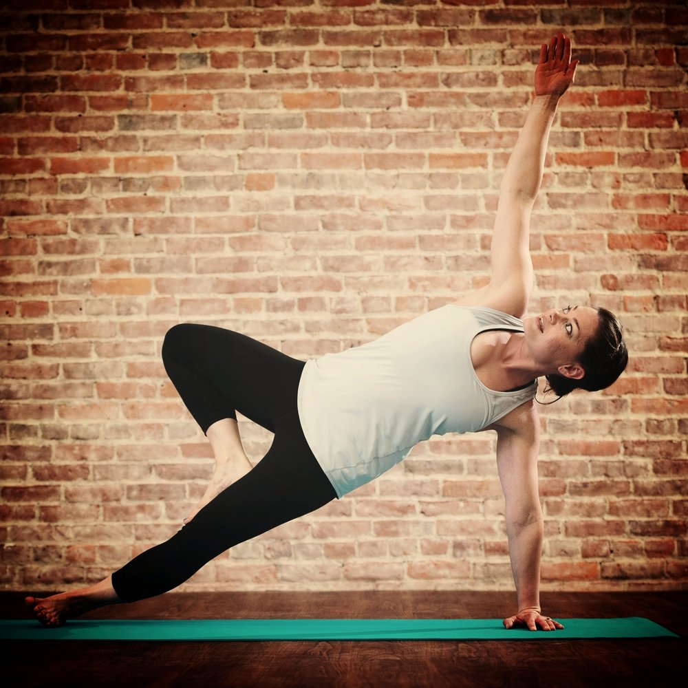 Mixed Level Flow:  Come one, come all. This class is designed to allow everyone to practice to their personal limit. Each pose and vinyasa will be instructed offering modifications to work at your desired level. As this class moves at a slightly faster pace, previous yoga experience is suggested but not required.