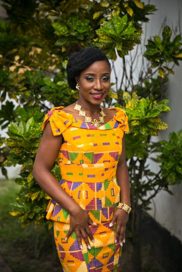 Ghana Bride: Naa Oyoo