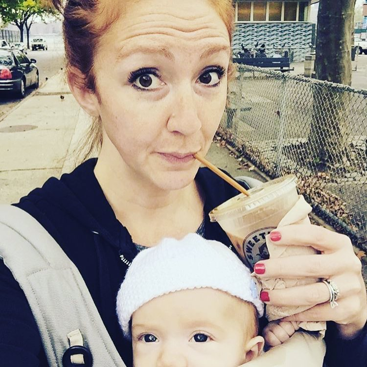 Sunday Cuties. Can't wait to also get Rio into the #charltonandlola way. Start them young! #Repost @dawnydoesfitness ・・・ Mother/daughter walk around the neighborhood. Baby needs fresh air, mommy needs coffee. #babylove #falldays #sundayfunday #coffee #caffeine #caffeinatedmama #mommydaughtertime #walkingbuddy #sheseatingtheergo #ergobaby #oviababy #babyrio2016 #familygoals #LOLAgirls #sundayfunday #cutenessalert #girlswillbegirls (at Brooklyn, New York)