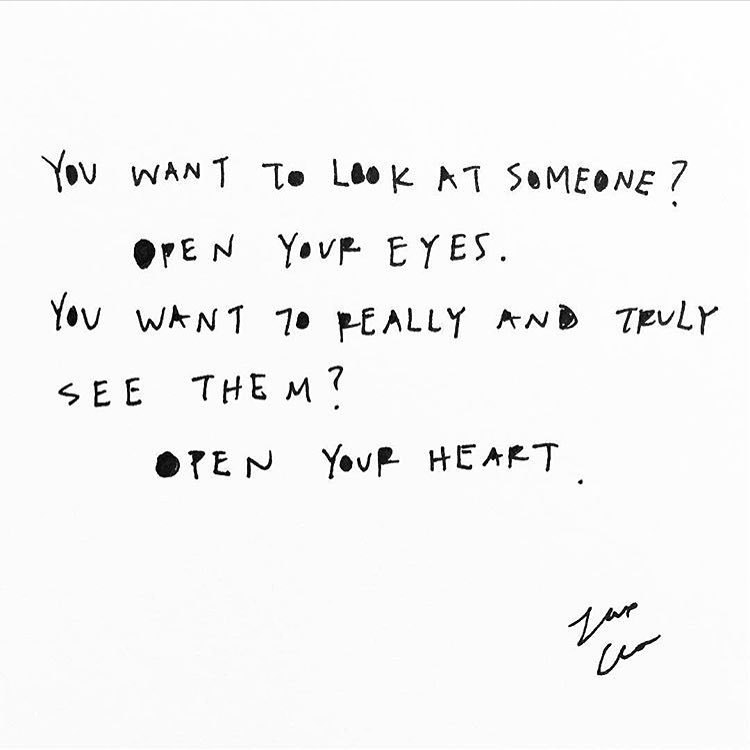 Thank you @cleowade A Way of Life. #mindfulness #openheart #mantra #poetsofinstagram (at New York, New York)