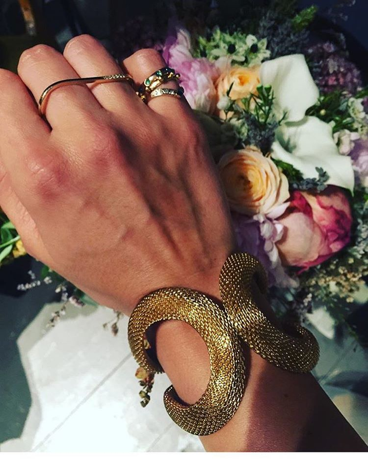 Holiday Weekend Vibe with… #Repost @serracharltonandlola ・・・ Yet another wedding! But never without my stack! #Istanbul #stackoftheday #jewelryaddict #showmeyourrings #charltonandlola #lovegoldlive #styleoftheday #everydaystyle #stacksarethenewblack (at Istanbul, Turkey)