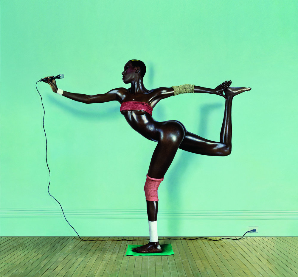 milkstudios: CELEBRATE JEAN-PAUL GOUDE'S ICONIC WORK AT NEW EXHIBITION Peep it here.  Yup.