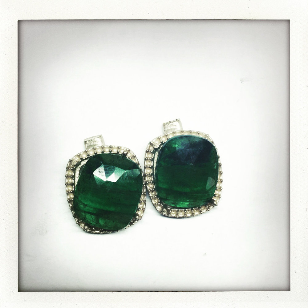 African Emeralds. Mozambique. Pure Africa. Pure Luxury. Charlton & LOLA  http://bit.ly/1SozSec