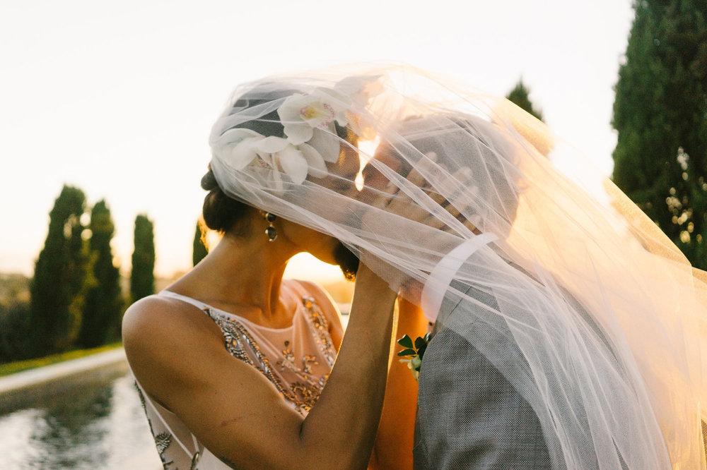 That Magic Moment. A Promise. A Kiss. Hope. Dreams.