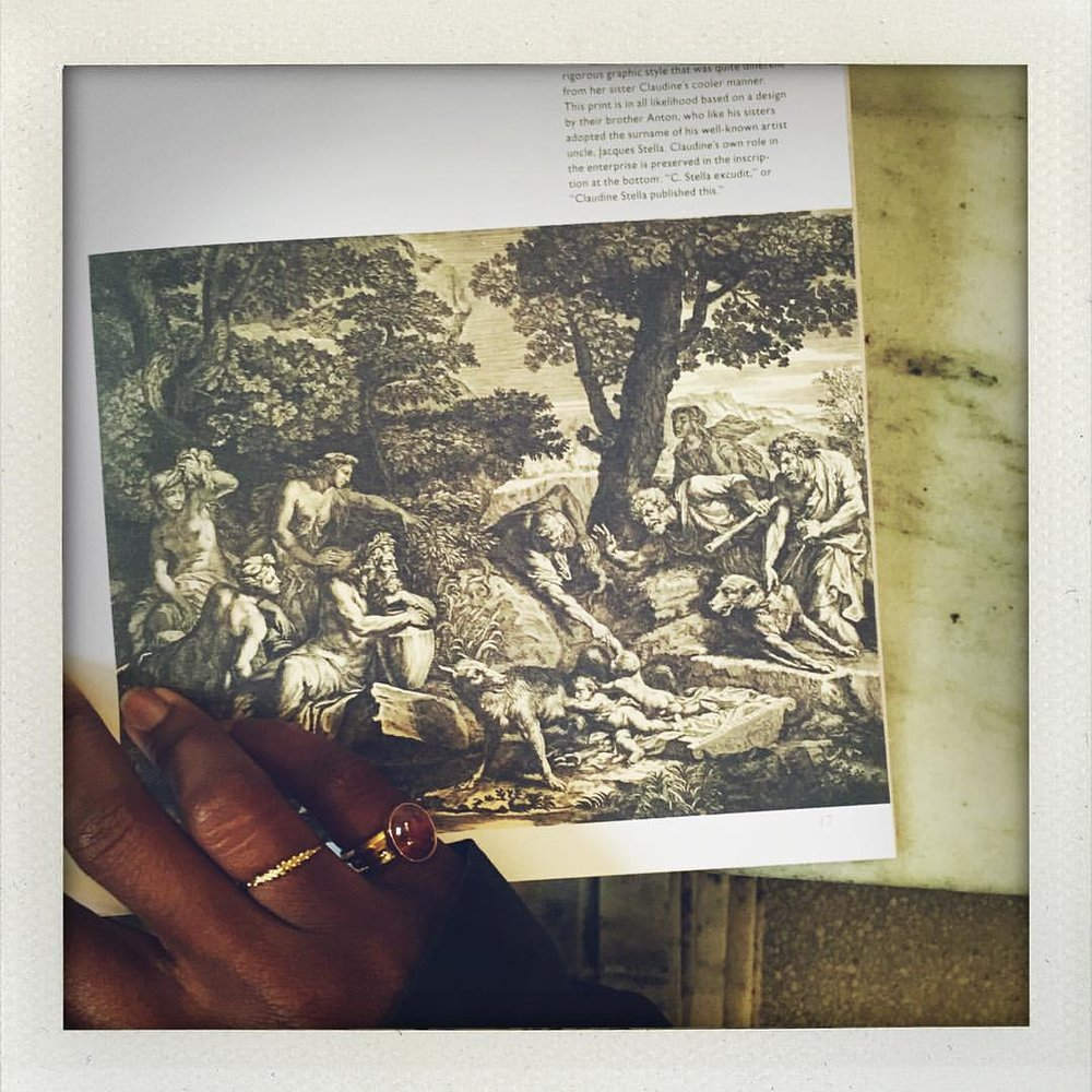 """I came to print and I stayed to look. """"Printing Women: Three Centuries of Female Printmakers."""" #nypl #lovenyc (at NYPL The New York Public Library)"""