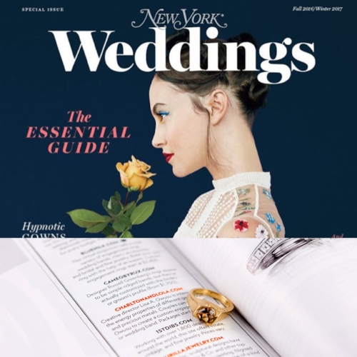 New York Magazine Weddings, Jewelers Directory