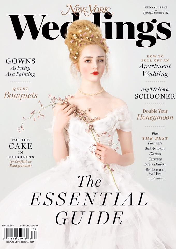 NY Mag Weddings