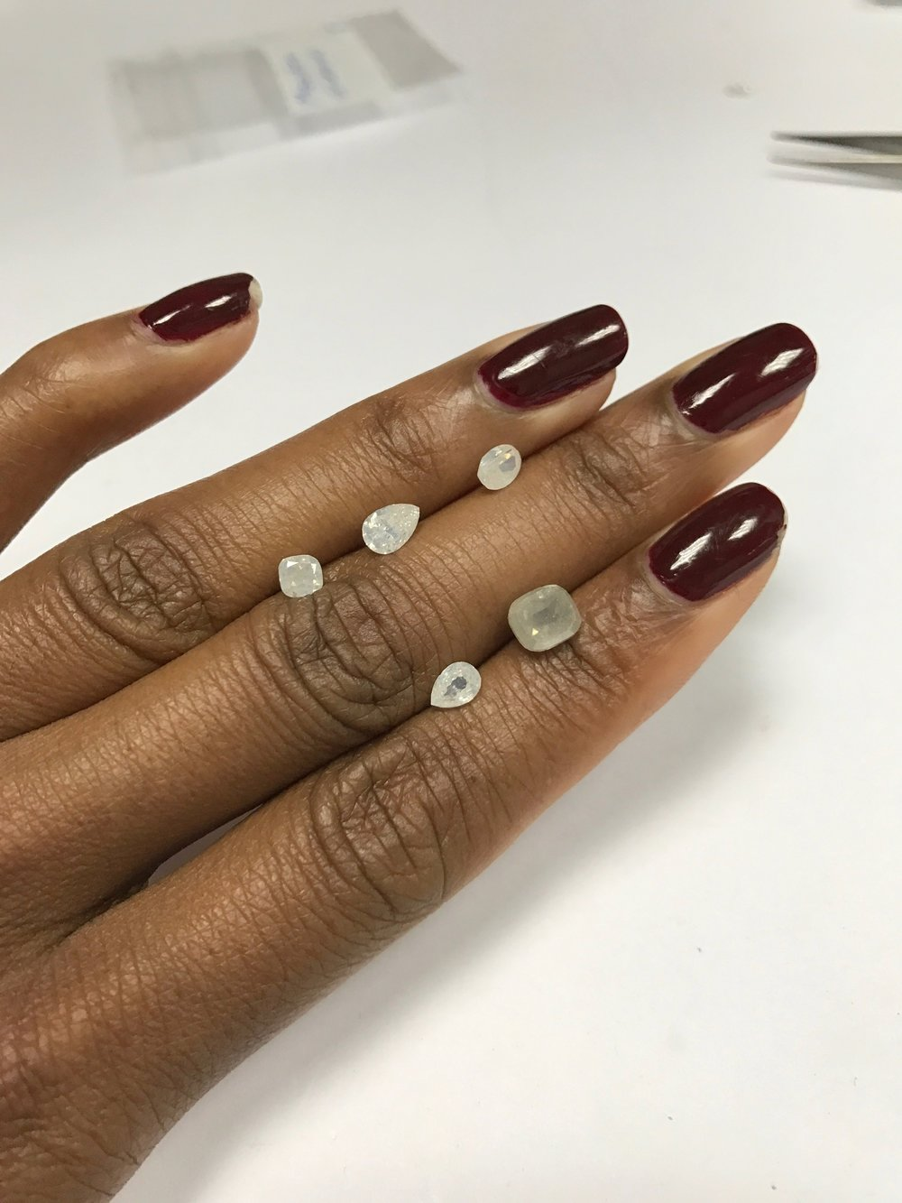 Sourcing Exceptional Stones-Opalized Diamonds