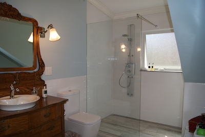 Rosserne's 'after' bathroom