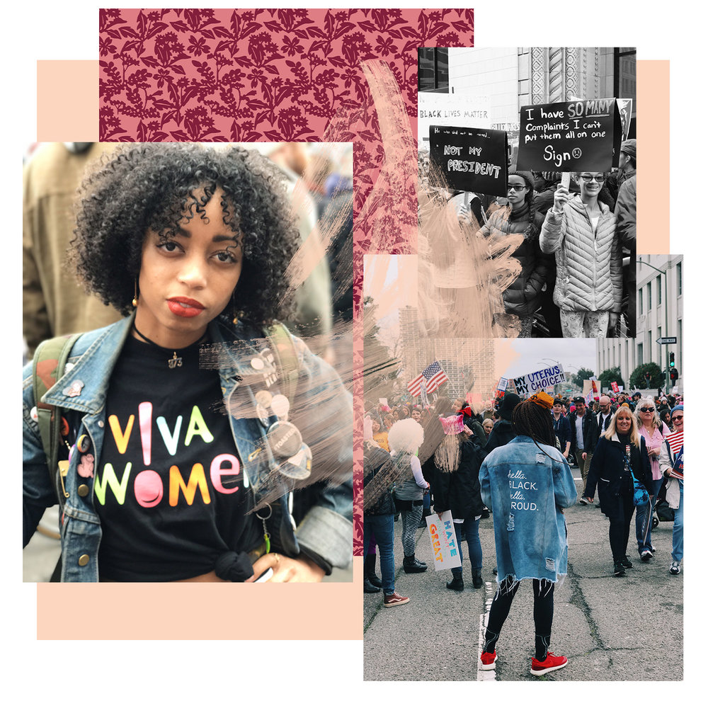 Women's March: 10 Actions, 100 Days  -