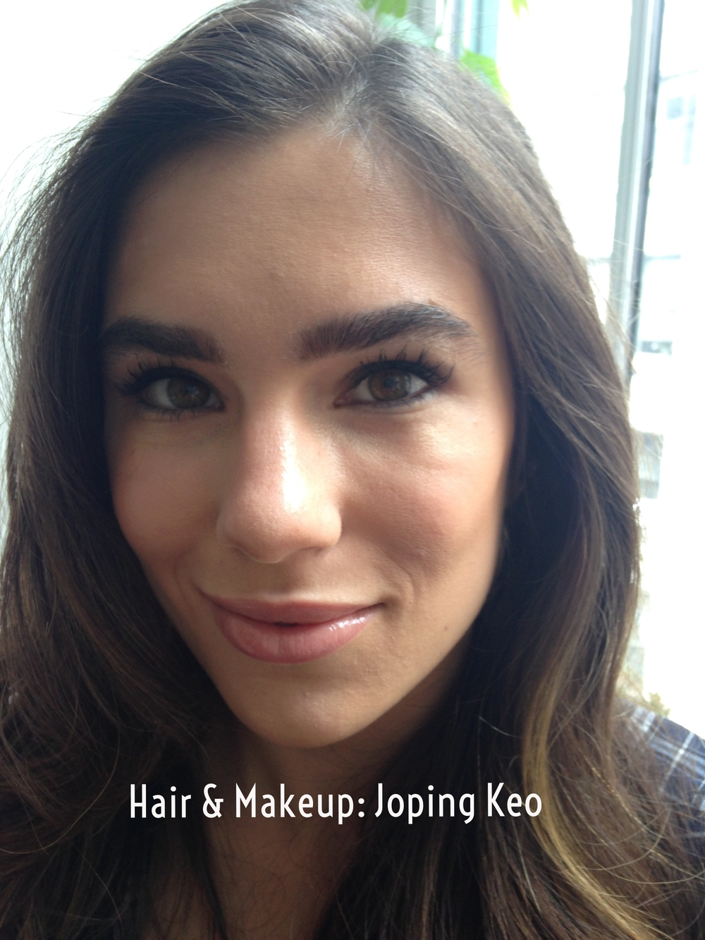 Hair & Makeup: Joping Keo